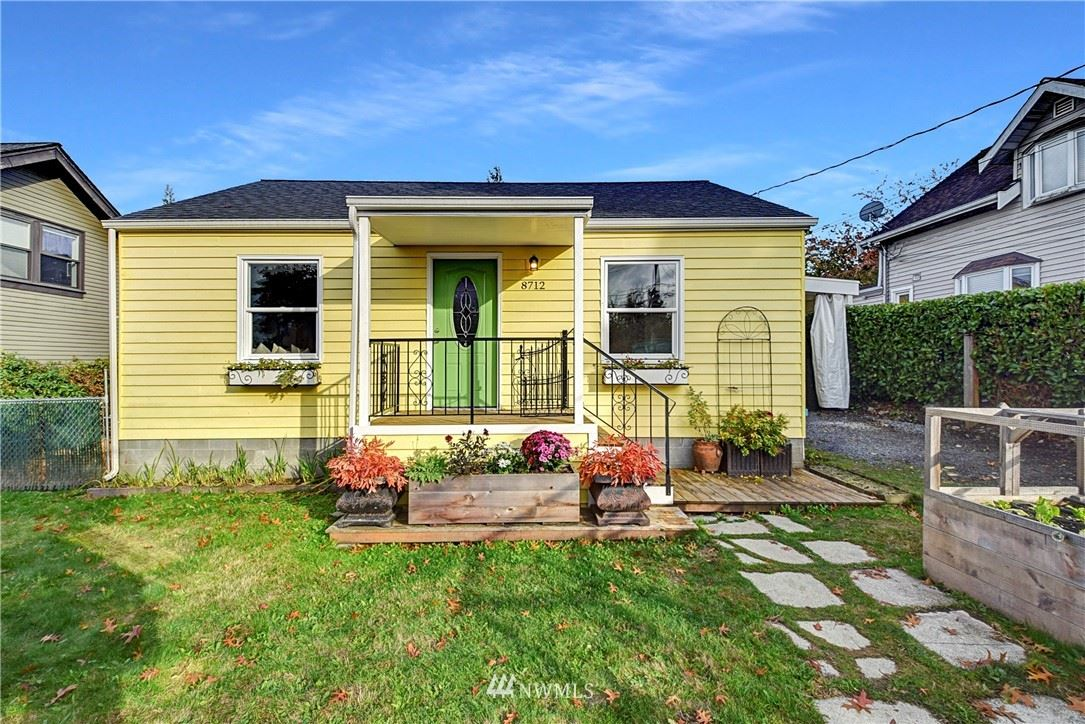 8712 26th Avenue NW, Seattle, WA 98117 - MLS#: 1853866