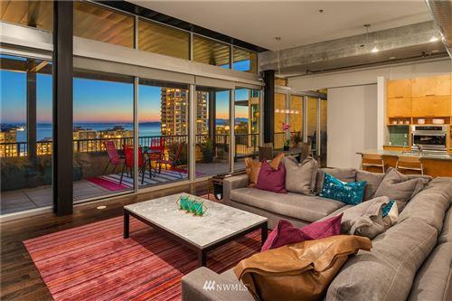 Photo of 2720 3rd Avenue #PH6, Seattle, WA 98121 (MLS # 1647867)