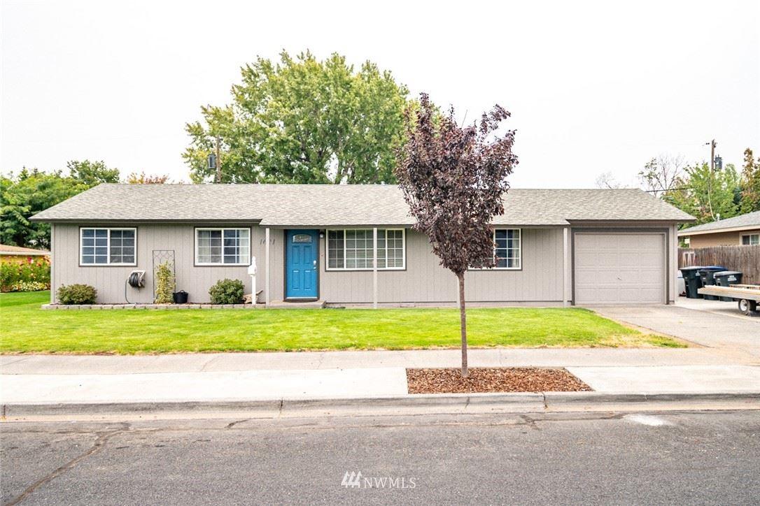 1621 S Wallace Street, Moses Lake, WA 98837 - MLS#: 1837870