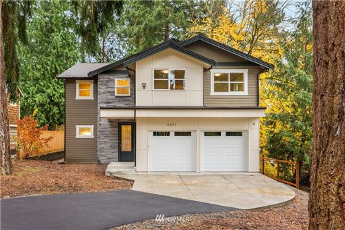 Photo of 4611 NE 178TH Street, Lake Forest Park, WA 98155 (MLS # 1692872)