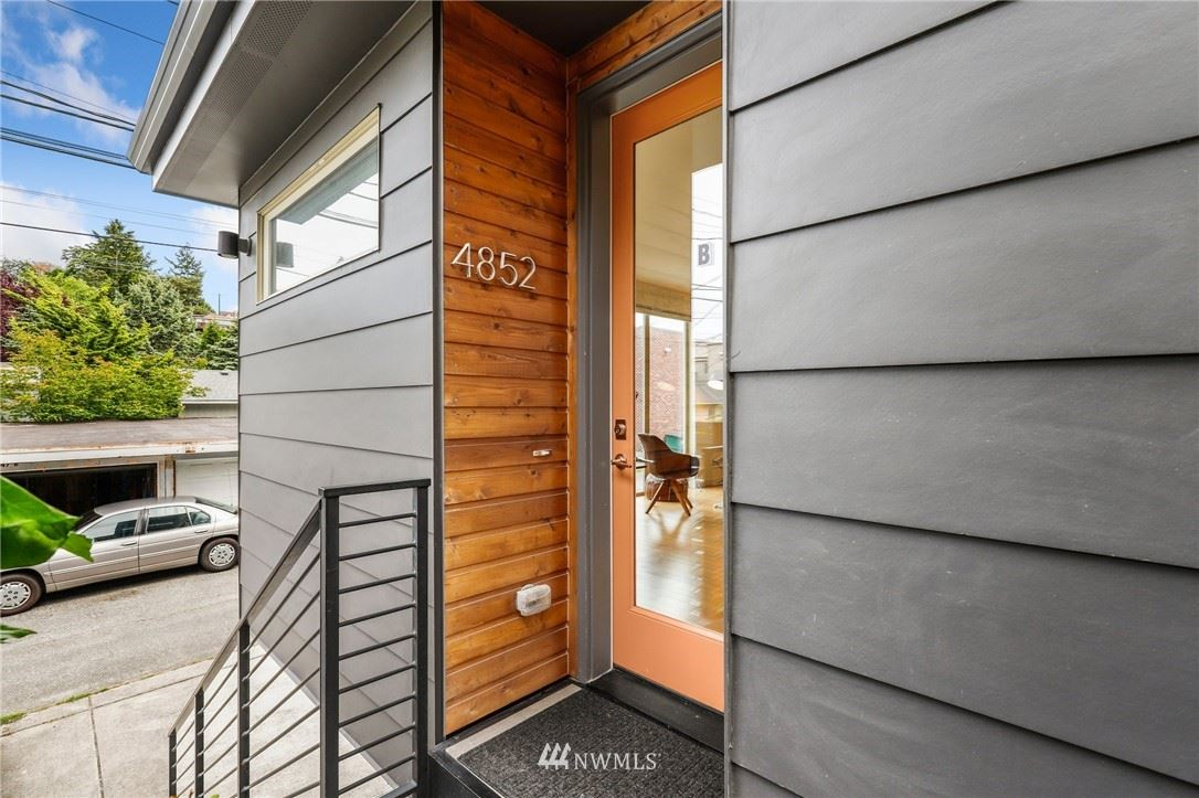 Photo of 4852 40th Avenue SW #B, Seattle, WA 98116 (MLS # 1781873)