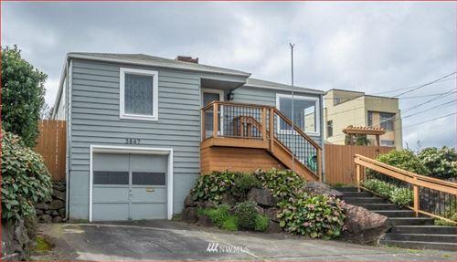 Photo of 3847 23rd Avenue W, Seattle, WA 98199 (MLS # 1720875)