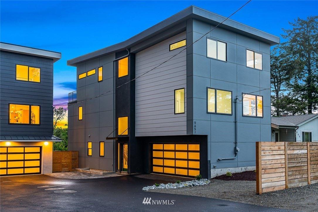 Photo of 5651 21st Avenue SW, Seattle, WA 98106 (MLS # 1777878)