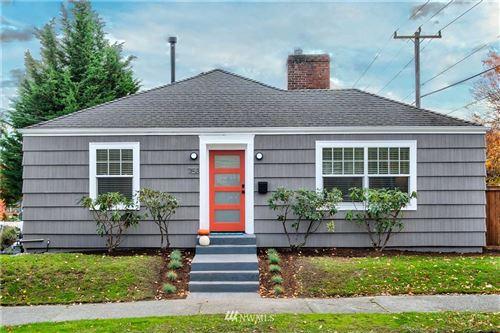 Photo of 753 NW 67th Street, Seattle, WA 98117 (MLS # 1853879)