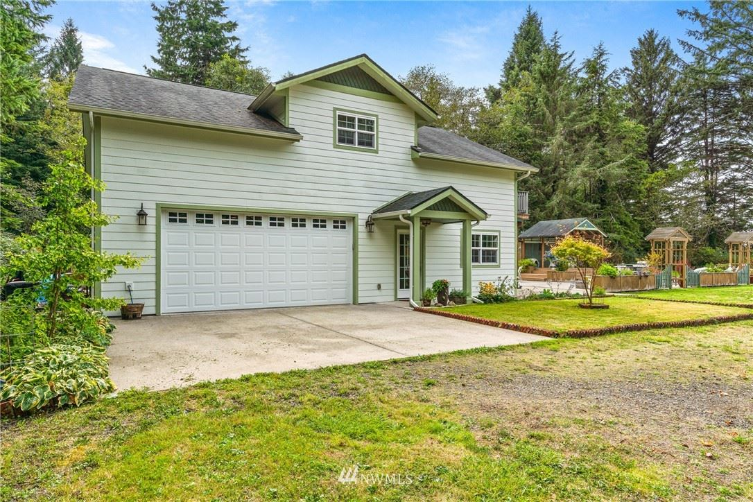 Photo of 439 Bay Center Road, South Bend, WA 98586 (MLS # 1666879)