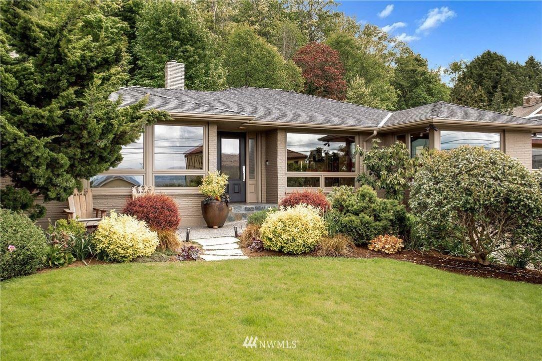 Photo of 5030 Beach Drive SW, Seattle, WA 98136 (MLS # 1746879)