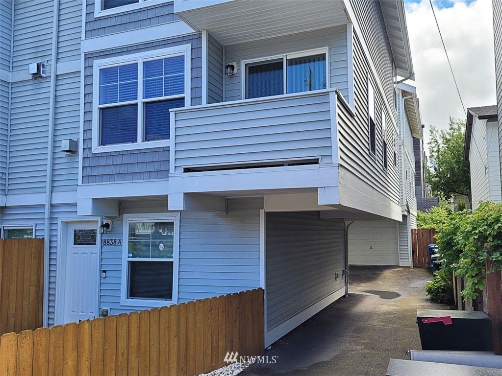 Photo of 8836 Stone Avenue N #A, Seattle, WA 98103 (MLS # 1785880)
