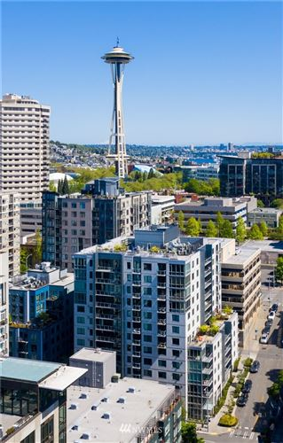 Photo of 76 Cedar Street #910, Seattle, WA 98121 (MLS # 1693881)
