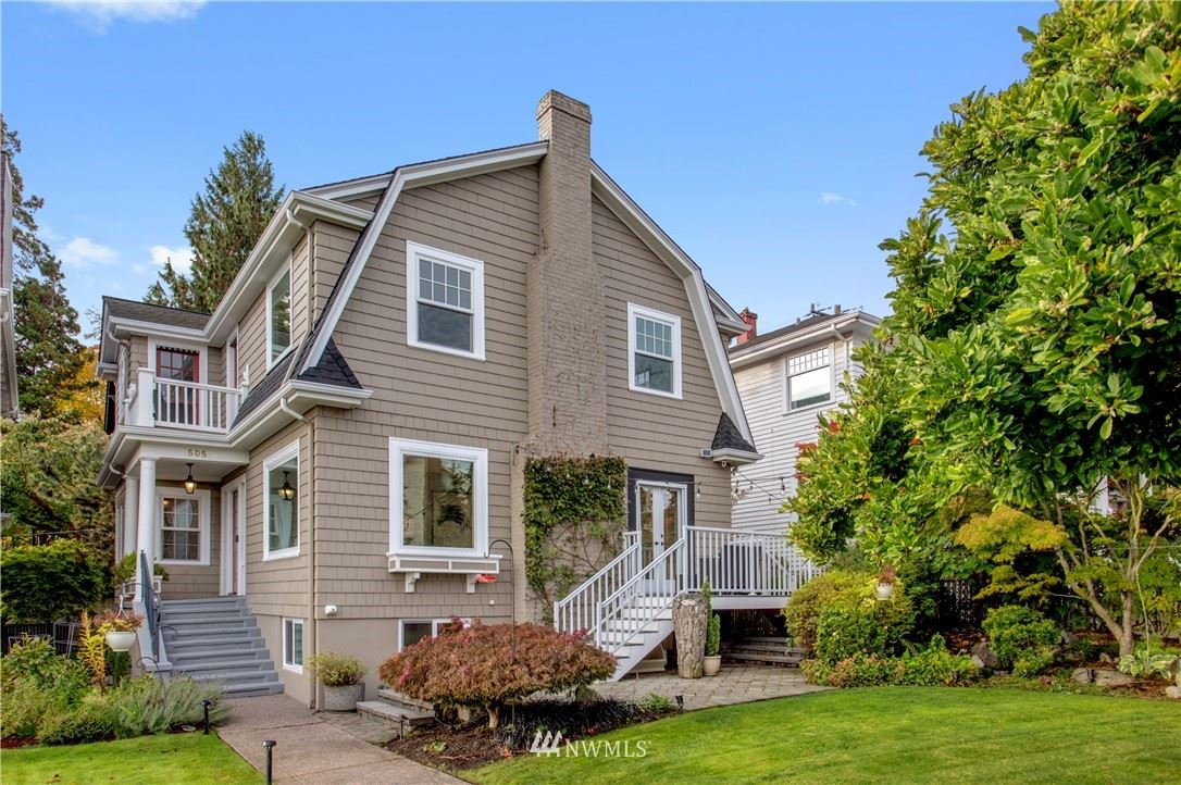 505 Boston Street, Seattle, WA 98109 - MLS#: 1848883