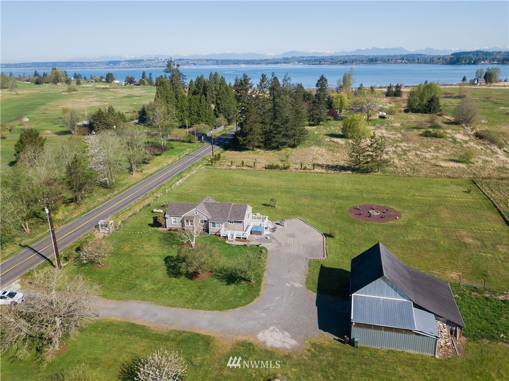 Photo of 8556 Harborview Road, Blaine, WA 98230 (MLS # 1759884)
