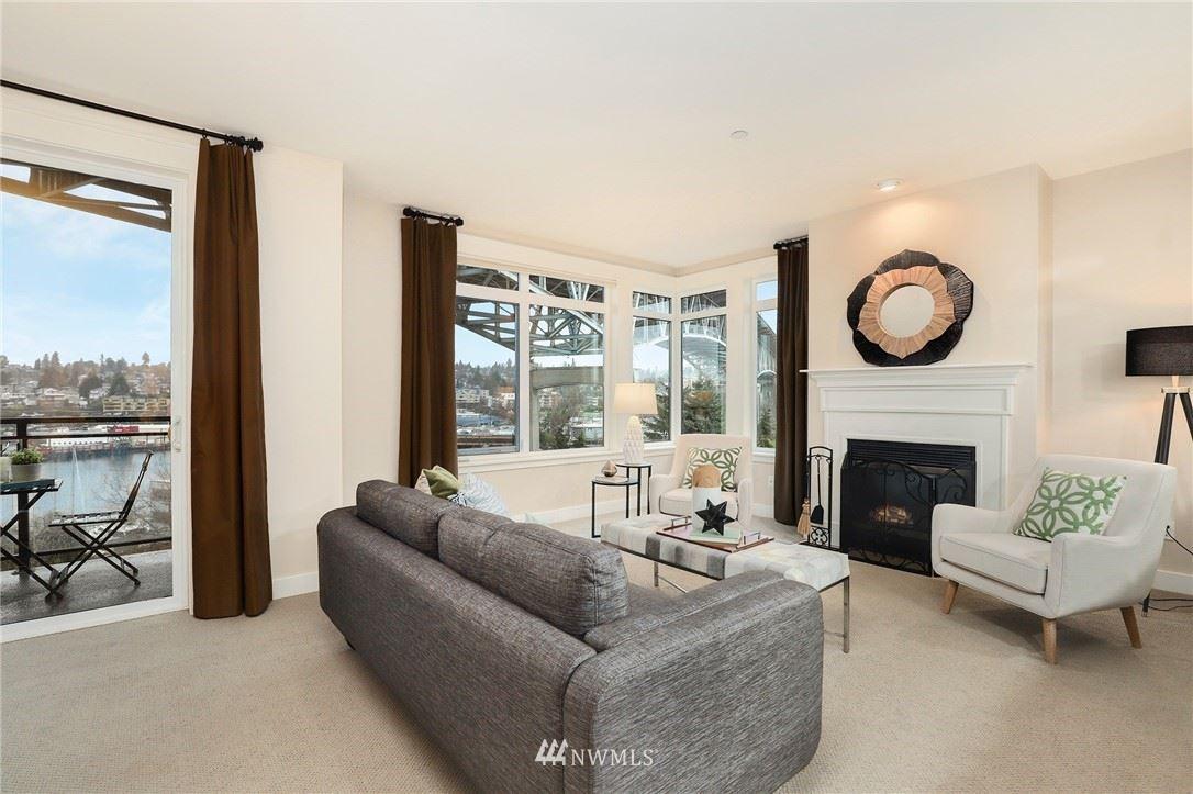 Photo of 3217 Eastlake Avenue E #411, Seattle, WA 98102 (MLS # 1718885)