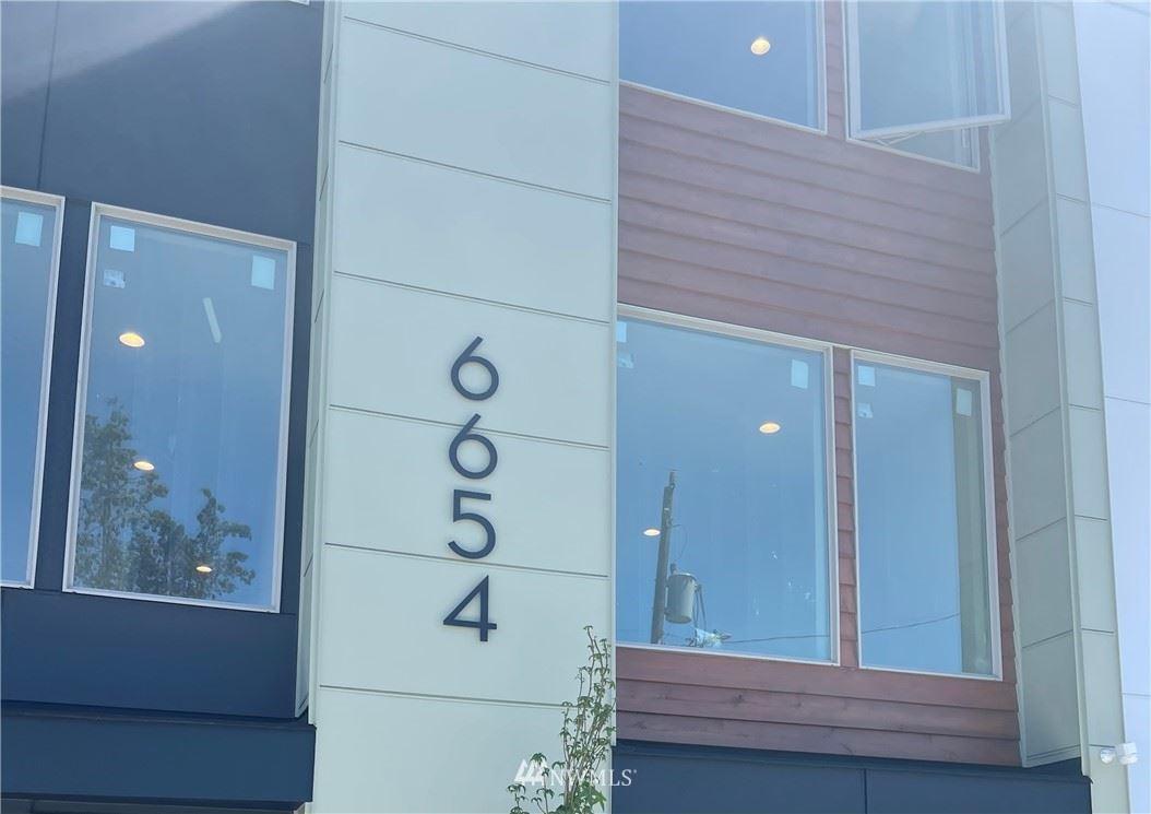 Photo of 6654 Carleton Avenue S #A, Seattle, WA 98108 (MLS # 1787886)