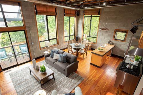 Photo of 3810 Evanston Avenue N #A, Seattle, WA 98103 (MLS # 1797887)