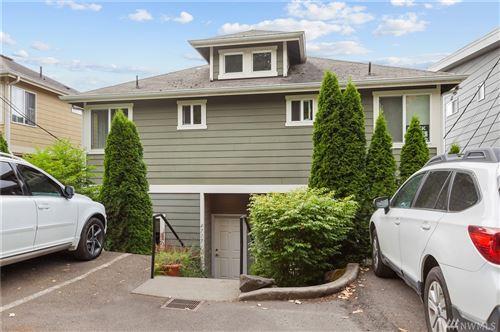 Photo of 4717 Cottage Place SW #B, Seattle, WA 98106 (MLS # 1628888)