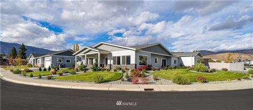 Photo of 554 Cloudless Drive, Manson, WA 98831 (MLS # 1857890)