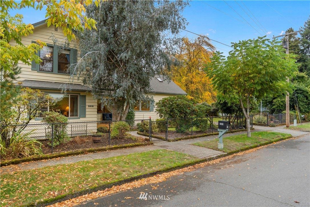 209 N 3rd Avenue SW, Tumwater, WA 98512 - MLS#: 1854892