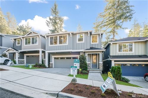Photo of 22371 SE 43rd (Lot 26) Place, Issaquah, WA 98029 (MLS # 1537893)
