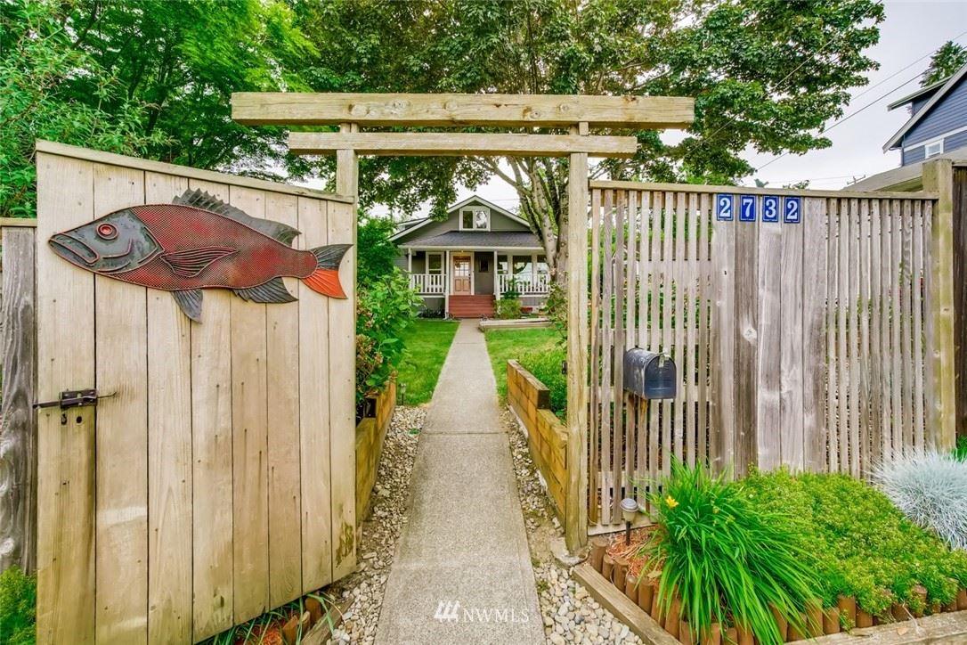 Photo of 2732 NE 54th Street, Seattle, WA 98105 (MLS # 1768895)