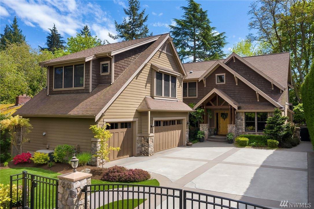 Photo of 9849 NE 28th Street, Bellevue, WA 98004 (MLS # 1598896)