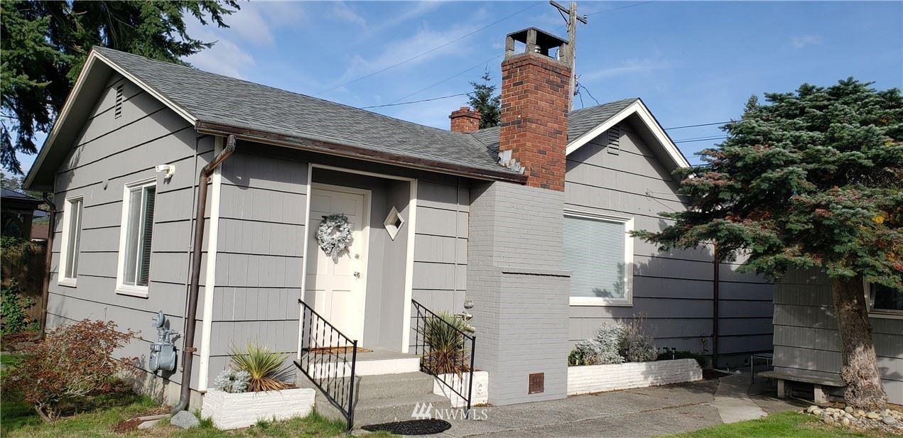 Photo of 4821 S 66th Street, Tacoma, WA 98409 (MLS # 1854897)