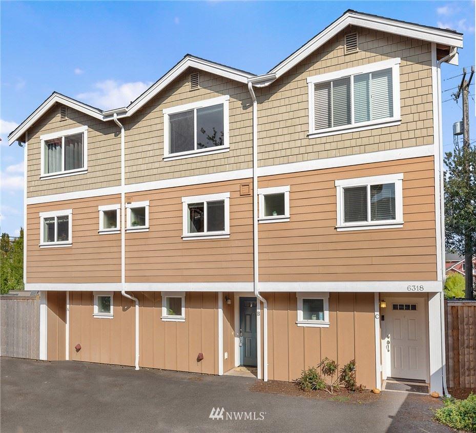 6318 34th Ave SW #B, Seattle, WA 98126 - #: 1828899
