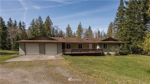 Photo of 5200 S Old Mill Road, Port Angeles, WA 98362 (MLS # 1753903)