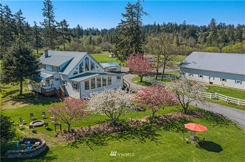 Photo of 2687 West Valley Road, Friday Harbor, WA 98250 (MLS # 1776904)