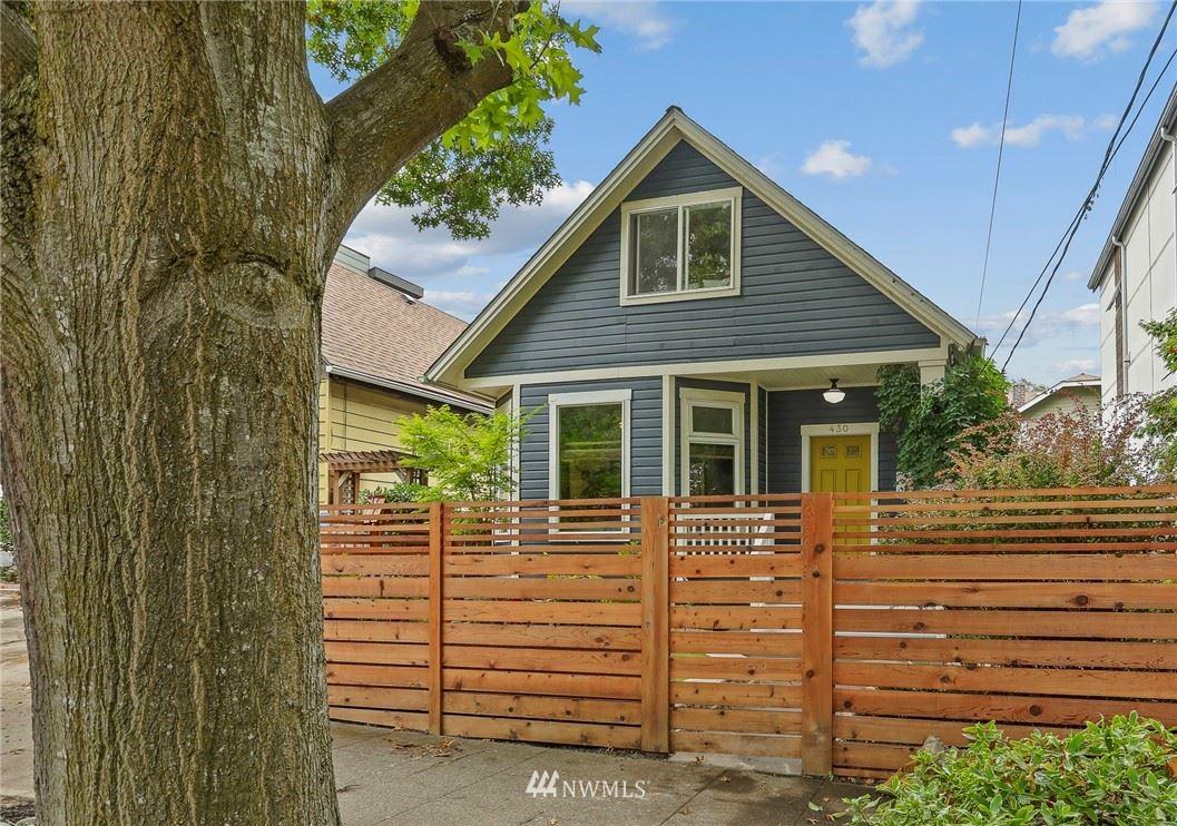 430 26th Avenue S, Seattle, WA 98144 - #: 1830905