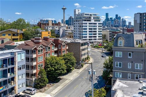 Photo of 522 W Mercer Place #203, Seattle, WA 98119 (MLS # 1622906)