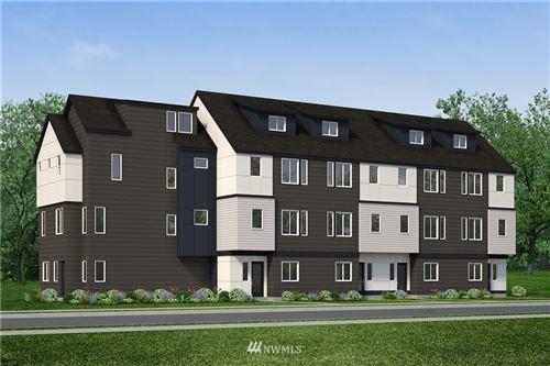 Photo of 18512 Meridian Avenue N #E, Shoreline, WA 98133 (MLS # 1813907)