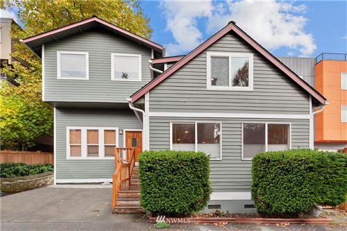 Photo of 511 Ward Street #4, Seattle, WA 98109 (MLS # 1852907)