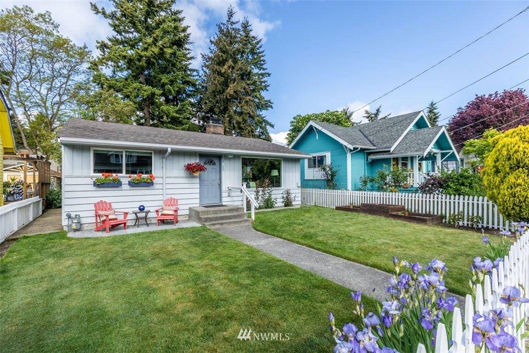 Photo of 8715 17th Avenue NW, Seattle, WA 98117 (MLS # 1776907)