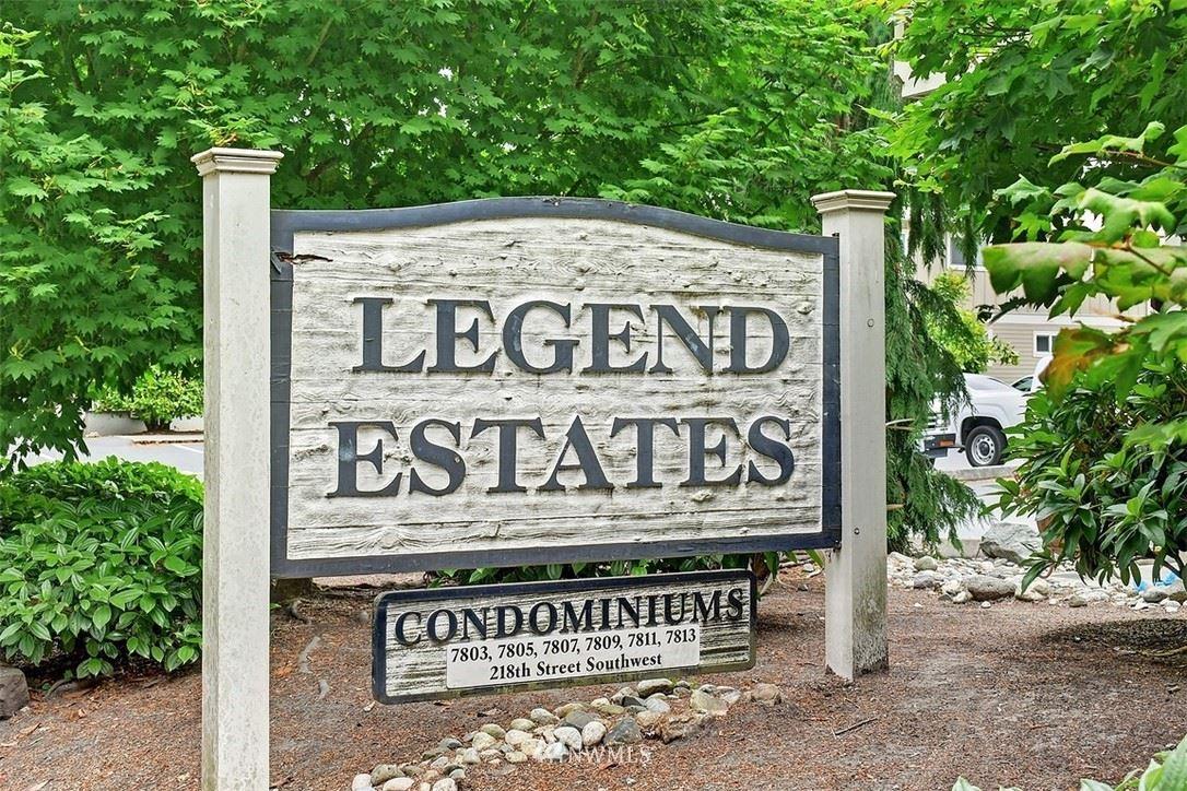 7807 218th Street SW #20, Edmonds, WA 98026 - #: 1812908