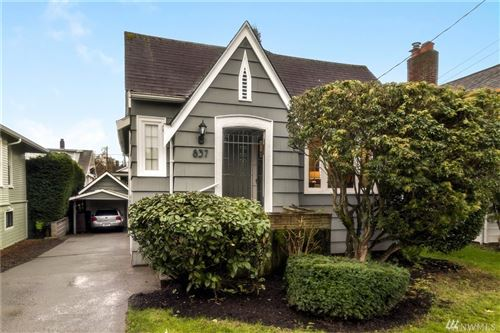 Photo of 837 NE 56th St, Seattle, WA 98105 (MLS # 1556910)