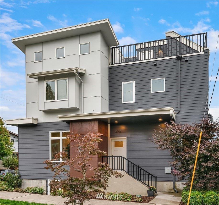 672 W Emerson Street, Seattle, WA 98119 - MLS#: 1846910