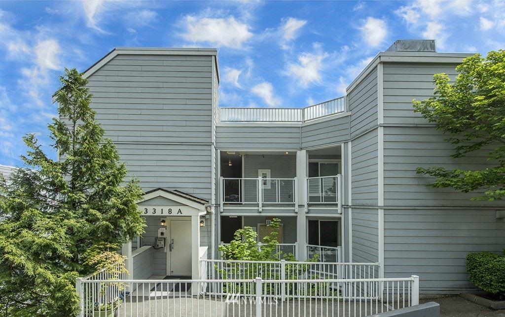 Photo of 3318 30th Avenue SW #A 402, Seattle, WA 98126 (MLS # 1773912)