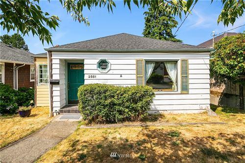 Photo of 2551 30th Avenue W, Seattle, WA 98199 (MLS # 1632913)