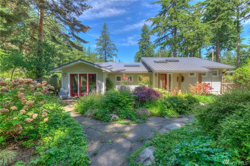 Photo for 1782 Mount Baker Rd, Orcas Island, WA 98245 (MLS # 1450913)