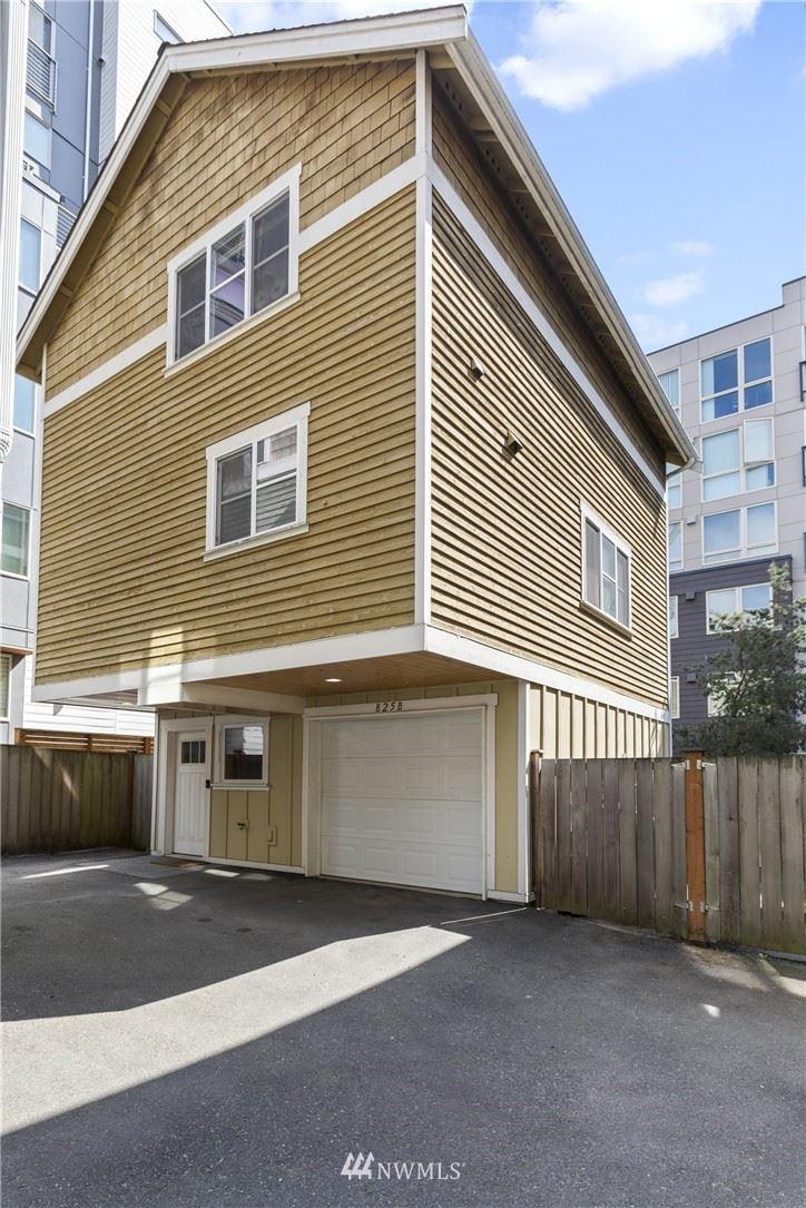 Photo of 825 NE 67th Street #B, Seattle, WA 98115 (MLS # 1764913)