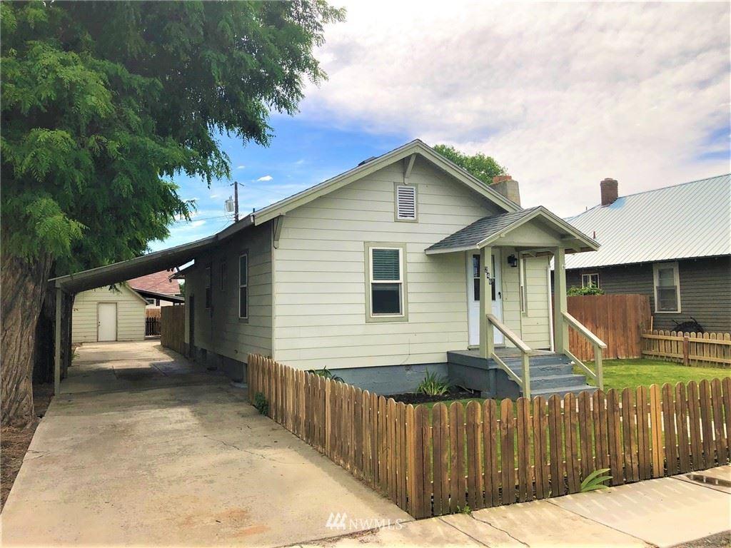 Photo of 246 N Burke Avenue, Connell, WA 99326 (MLS # 1794913)