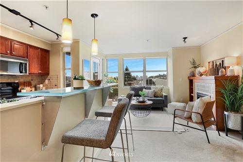 Photo of 1310 N Lucas Place #502, Seattle, WA 98103 (MLS # 1853914)