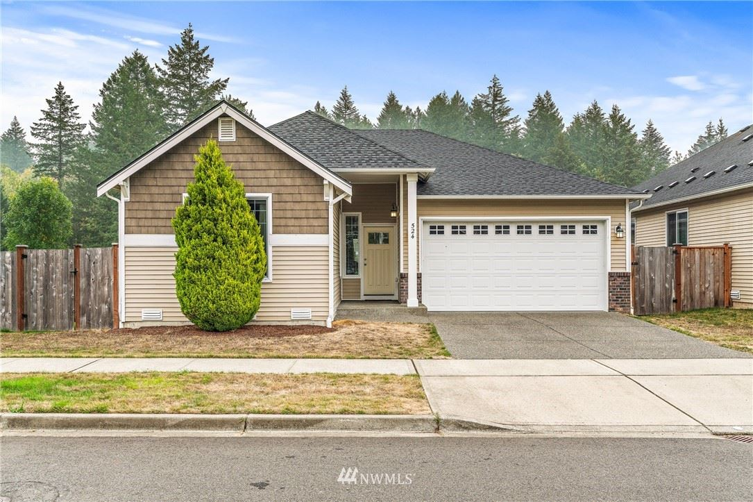 524 Grass Lake Street, Olympia, WA 98502 - MLS#: 1663915