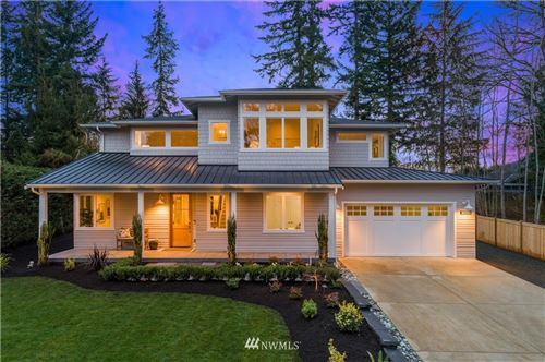 Photo of 16533 SE 45th Place, Bellevue, WA 98006 (MLS # 1716916)