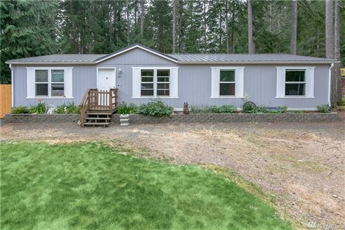 Photo of 90 N Hamma Hamma Dr E, Hoodsport, WA 98548 (MLS # 1643917)
