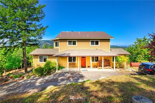 Photo of 846 Mountain Crest Drive, Orcas Island, WA 98245 (MLS # 1644917)