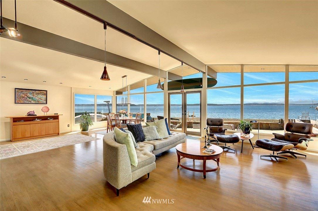 Photo of 4831 Beach Drive SW, Seattle, WA 98116 (MLS # 1757917)