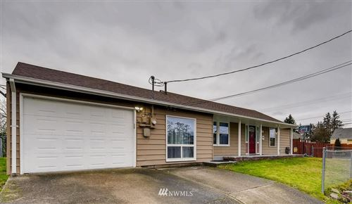 Photo of 7402 S Montgomery Street, Tacoma, WA 98409 (MLS # 1716918)