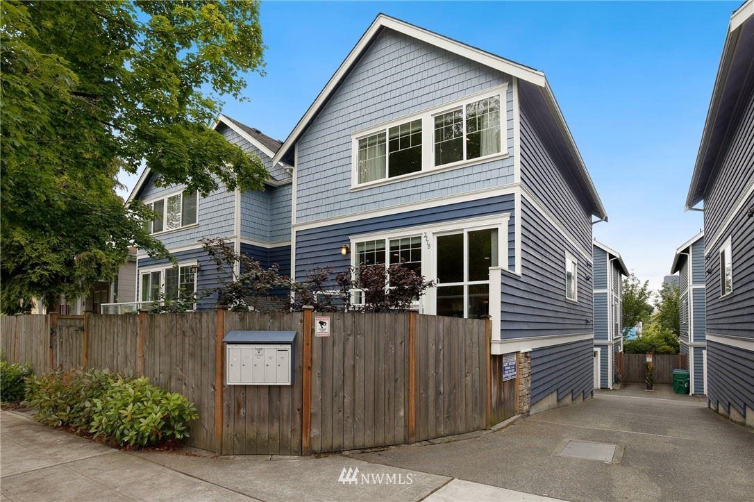 211 23rd Avenue #B, Seattle, WA 98122 - #: 1779918