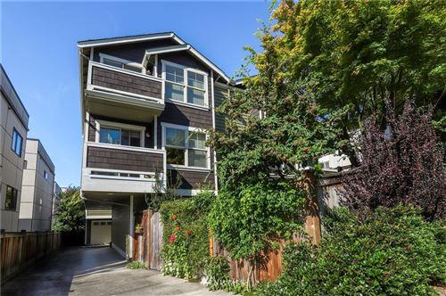 Photo of 3811 Evanston Avenue N #B, Seattle, WA 98103 (MLS # 1665920)