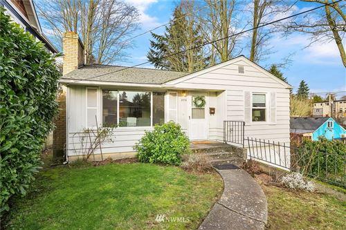 Photo of 3710 SW Monroe Street, Seattle, WA 98126 (MLS # 1719920)